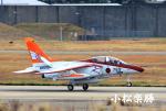 小松☆楽勝さんが、小松空港で撮影した航空自衛隊 T-4の航空フォト(写真)