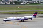 yabyanさんが、伊丹空港で撮影したアイベックスエアラインズ CL-600-2C10 Regional Jet CRJ-702ERの航空フォト(写真)