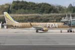 西風さんが、大館能代空港で撮影したフジドリームエアラインズ ERJ-170-200 (ERJ-175STD)の航空フォト(写真)