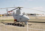 ちゃぽんさんが、アバロン空港で撮影したアメリカ海兵隊 RQ-8A Fire Scoutの航空フォト(写真)