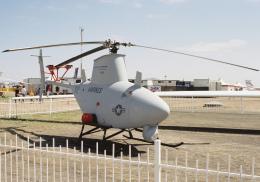 ちゃぽんさんが、アバロン空港で撮影したアメリカ海兵隊 RQ-8A Fire Scoutの航空フォト(飛行機 写真・画像)