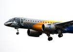 voyagerさんが、羽田空港で撮影したエンブラエル ERJ-190-300 STD (E190-E2)の航空フォト(飛行機 写真・画像)