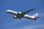 garrettさんが、成田国際空港で撮影した日本航空 787-8 Dreamlinerの航空フォト(写真)