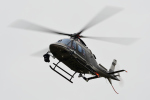 Joshuaさんが、名古屋飛行場で撮影した警視庁 A109S Trekkerの航空フォト(写真)