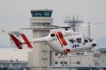 Joshuaさんが、名古屋飛行場で撮影したセントラルヘリコプターサービス BK117C-1の航空フォト(写真)
