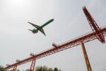 BENKIMAN-ENLさんが、岡山空港で撮影したエバー航空 MD-90-30の航空フォト(写真)