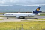 Tango-4さんが、関西国際空港で撮影したルフトハンザ・カーゴ MD-11Fの航空フォト(写真)