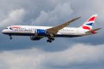 Tomo-Papaさんが、ロンドン・ヒースロー空港で撮影したブリティッシュ・エアウェイズ 787-8 Dreamlinerの航空フォト(写真)