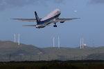 GNPさんが、稚内空港で撮影した全日空 767-381の航空フォト(写真)