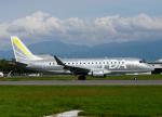 goldengoldsさんが、松本空港で撮影したフジドリームエアラインズ ERJ-170-200 (ERJ-175STD)の航空フォト(写真)
