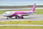 Tango-4さんが、関西国際空港で撮影したピーチ A320-214の航空フォト(写真)