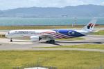 Tango-4さんが、関西国際空港で撮影したマレーシア航空 A350-941XWBの航空フォト(写真)