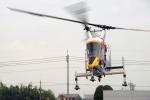 NIKKOREX Fさんが、群馬ヘリポートで撮影したアカギヘリコプター K-1200 K-Maxの航空フォト(写真)