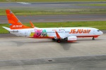 Tomo_mcz_lgmさんが、中部国際空港で撮影したチェジュ航空 737-8ASの航空フォト(写真)