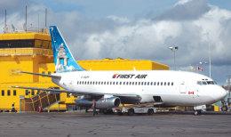 BOSTONさんが、イカルイト空港で撮影したファースト・エア 737-217/Advの航空フォト(飛行機 写真・画像)