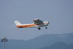 神宮寺ももさんが、高松空港で撮影した四国航空 172P Skyhawk IIの航空フォト(写真)