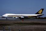 ITM58さんが、伊丹空港で撮影したシンガポール航空 747-212Bの航空フォト(写真)
