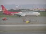 東亜国内航空さんが、台湾桃園国際空港で撮影した深圳航空 737-87Lの航空フォト(写真)