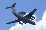 ちゃぽんさんが、ジュコーフスキー空港で撮影したロシア空軍 A-50の航空フォト(飛行機 写真・画像)