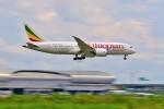 Hiro Satoさんが、スワンナプーム国際空港で撮影したエチオピア航空 787-8 Dreamlinerの航空フォト(写真)
