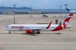らむえあたーびんさんが、中部国際空港で撮影したエア・カナダ・ルージュ 767-33A/ERの航空フォト(写真)