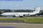 Chofu Spotter Ariaさんが、横田基地で撮影したアメリカ空軍 E-8C J-Stars (707-300C)の航空フォト(写真)