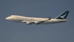 kenko.sさんが、成田国際空港で撮影したキャセイパシフィック航空 747-467F/ER/SCDの航空フォト(写真)