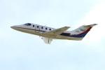 Tomo_mcz_lgmさんが、中部国際空港で撮影したダイヤモンド・エア・サービス MU-300の航空フォト(写真)