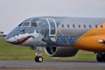 mojioさんが、静岡空港で撮影したエンブラエル ERJ-190-300 STD (E190-E2)の航空フォト(飛行機 写真・画像)