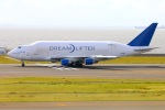 Tomo_mcz_lgmさんが、中部国際空港で撮影したボーイング 747-4H6(LCF) Dreamlifterの航空フォト(写真)