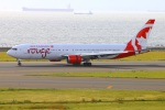 Tomo_mcz_lgmさんが、中部国際空港で撮影したエア・カナダ・ルージュ 767-375/ERの航空フォト(写真)