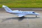Tomo_mcz_lgmさんが、中部国際空港で撮影した国土交通省 航空局 525C Citation CJ4の航空フォト(写真)