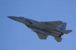 かずまっくすさんが、芦屋基地で撮影した航空自衛隊 F-15DJ Eagleの航空フォト(写真)
