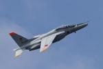 nobu_32さんが、茨城空港で撮影した航空自衛隊 T-4の航空フォト(写真)