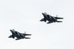 ファントム無礼さんが、朝霞駐屯地で撮影した航空自衛隊 F-15DJ Eagleの航空フォト(写真)