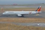 amagoさんが、関西国際空港で撮影したフィリピン航空 A321-231の航空フォト(写真)