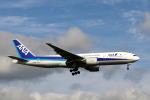 funi9280さんが、新千歳空港で撮影した全日空 777-281の航空フォト(飛行機 写真・画像)