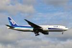 funi9280さんが、新千歳空港で撮影した全日空 777-281/ERの航空フォト(飛行機 写真・画像)