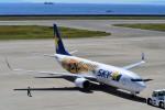 T.Sazenさんが、神戸空港で撮影したスカイマーク 737-86Nの航空フォト(写真)