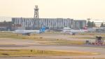 誘喜さんが、ロンドン・ヒースロー空港で撮影したコバルト・エア A320-232の航空フォト(写真)