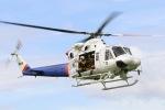 フクシマ119さんが、福島空港で撮影した福島県消防防災航空隊 412EPの航空フォト(飛行機 写真・画像)