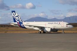 北の熊さんが、新千歳空港で撮影したWELLS FARGO TRUST CO NA TRUSTEE(CAMBODIA AIRWAYS) A319-111の航空フォト(写真)