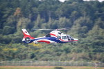kumagorouさんが、熊本空港で撮影した熊本県防災消防航空隊 AS365N3 Dauphin 2の航空フォト(飛行機 写真・画像)