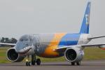 じゃりんこさんが、静岡空港で撮影したエンブラエル ERJ-190-300 STD (E190-E2)の航空フォト(写真)