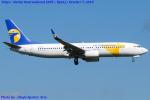 Chofu Spotter Ariaさんが、成田国際空港で撮影したMIATモンゴル航空 737-8ASの航空フォト(飛行機 写真・画像)