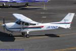 Chofu Spotter Ariaさんが、岡南飛行場で撮影した岡山航空 172R Skyhawkの航空フォト(飛行機 写真・画像)