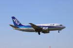 飛行機侍 空閣丸さんが、伊丹空港で撮影したANAウイングス 737-5L9の航空フォト(写真)