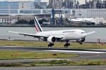 Dojalanaさんが、羽田空港で撮影したエールフランス航空 777-228/ERの航空フォト(写真)