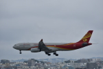 ぬま_FJHさんが、那覇空港で撮影した香港航空 A330-343Xの航空フォト(写真)