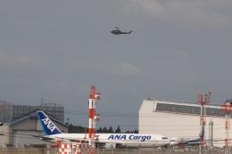 木人さんが、成田国際空港で撮影した陸上自衛隊 UH-1Jの航空フォト(飛行機 写真・画像)